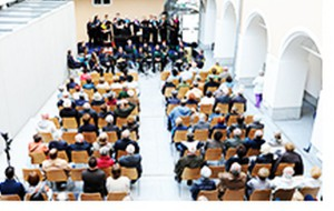 Musik im Rathaushof