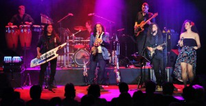 SAX- Blues & Rock'n'Roll Andrew Young Konzert