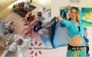 �Rückbildung durch Bauchtanz� für Mama mit und ohne Baby