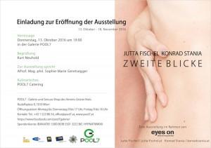 Eyes-on Ausstellung: Zweite Blicke von Jutta Fischel und Konrad Stania