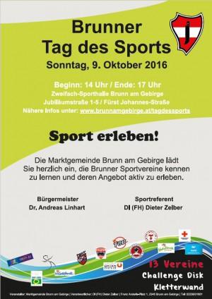 Brunner Tag des Sports