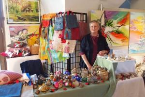 Hobbykunstausstellung im Hellerhof