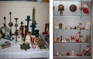 Advent/Weihnachts/Neujahrsmarkt des Museums Kierling