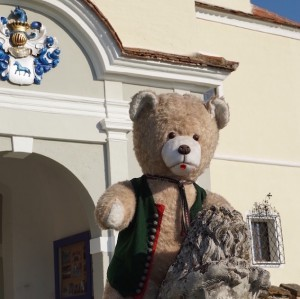 Sonderausstellung Teddybären