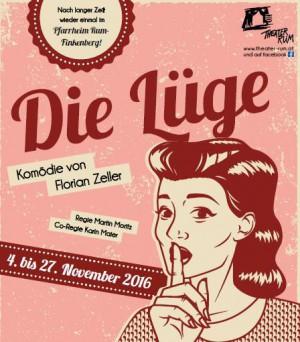 DIE LÜGE - Komödie von Florian Zeller
