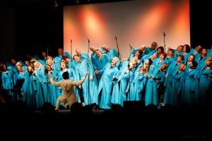LONGFIELD GOSPEL SINGERS