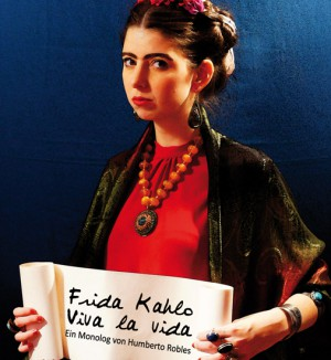 Zu Gast im Westbahntheater: FRIDA KAHLO - VIVA LA VIDA