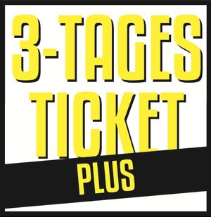 Openair Frauenfeld 3 Tages Ticket Plus