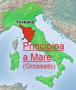 Italien/Toskana Principina Mare (Gr) Fewo Meer von Privat