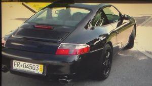 Porsche911 996 Carrera Coupe 300PS