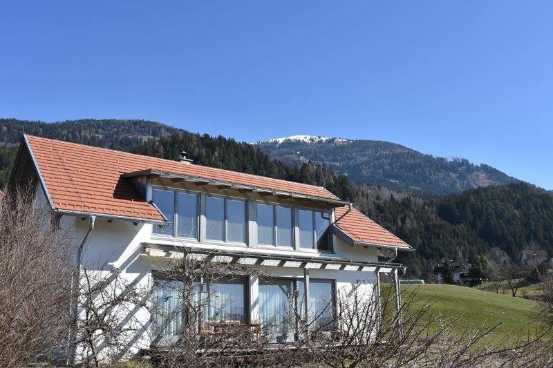 Architektenhaus am Golfplatz Millstättersee