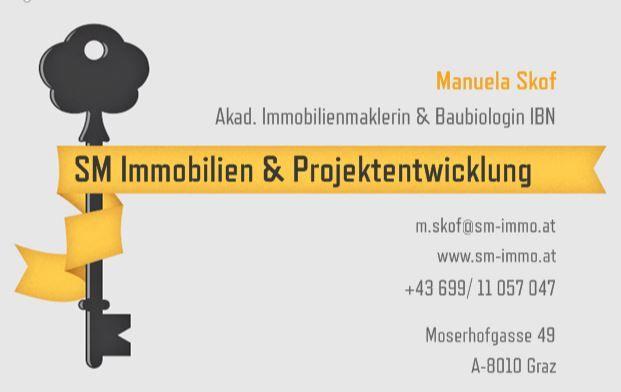 """Suchen Mitarbeiter für unser neues Team """"Immobilien Steiermark"""""""