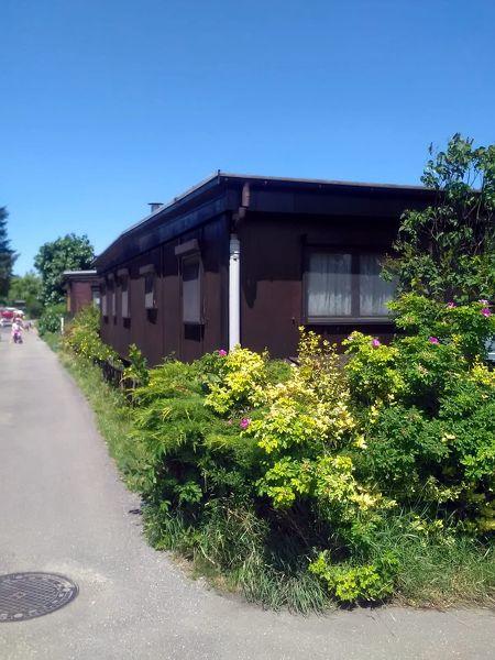 Mobilheim auf Pachtgrund