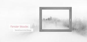 Fenster Woodec - Skandinavisches Design