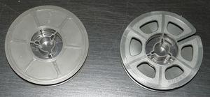 Filmspule Super 8, 15 m