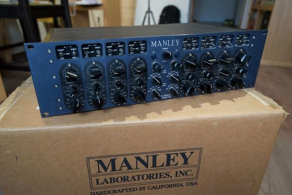 Manley Massive Passive Stereo Tube Equalizer
