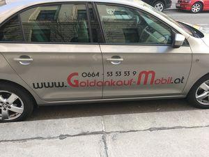 Goldankauf Mobil bietet kostenlose Hausbesuche