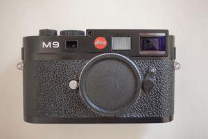 Leica M9 18.0MP Digitalkamera