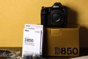 Nikon D850 Digitalkameras