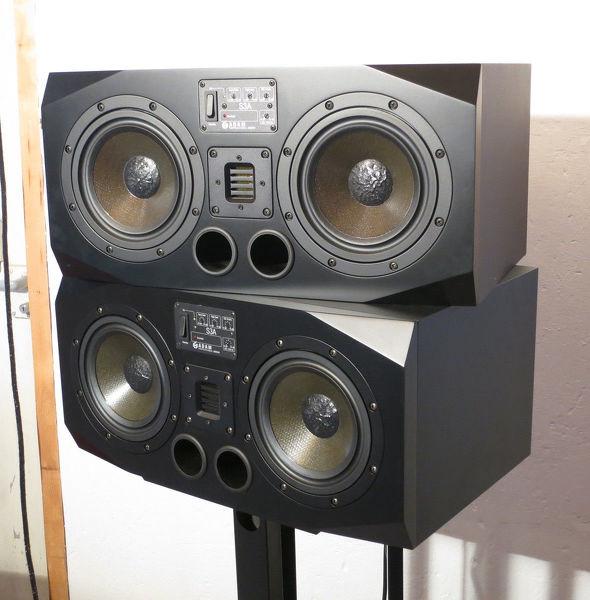 ADAM Audio S3A Aktiv Studiomonitor