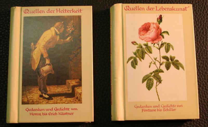 Biete Gedichtbände