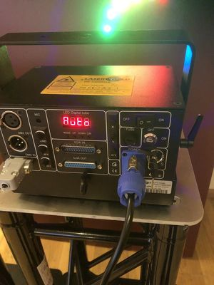 Laserworld DS-3300 RGB Showlaser