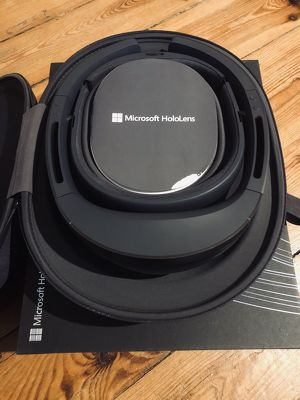 Microsoft Hololens Development Edition VR AR MR XR Augmented Reality