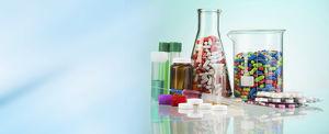 Einpacker der pharmazeutischen Ware