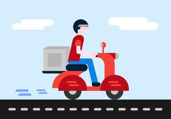 Distributor Gesellschaft sucht Fahrer
