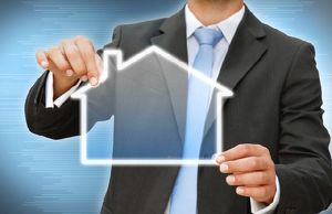 Assistent des Immobilienmaklers
