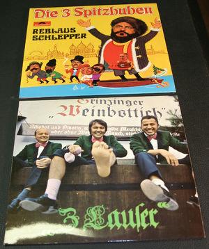 LP's Heurigenlieder