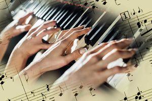 Klavierunterricht in der Stadt Graz