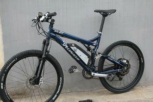 Specialized xc fsr BionX E-Bike