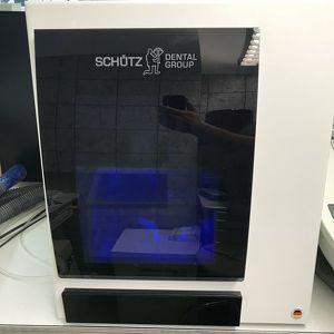 Tizian Cut 5 Smart Fräsmaschine Schütz