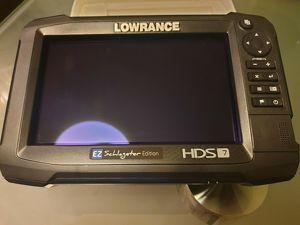 Lowrance HDS Carbon 9er+7er+3D Structurescan Box