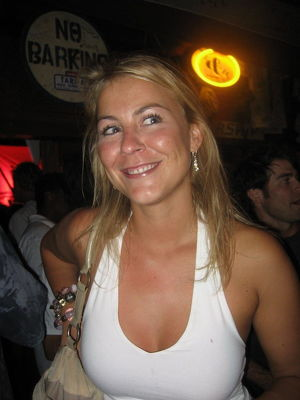 36jährige Blondine sucht lebensfrohen Partner