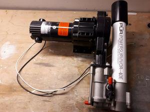 Wassermacher Entsalzer PowerSurvivor 40E Modell: MROD-40E 12V