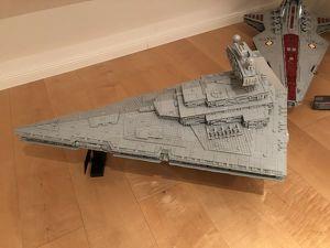 EGO Komplett Set MOC Star Wars Imperial Star Destroyer
