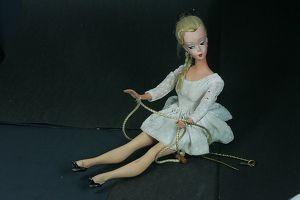 Original Bild Lilli Puppe, sehr guter Zustand ca. 28cm