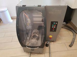 Wieland Imes 2100 CAD/CAM Fräsanlage