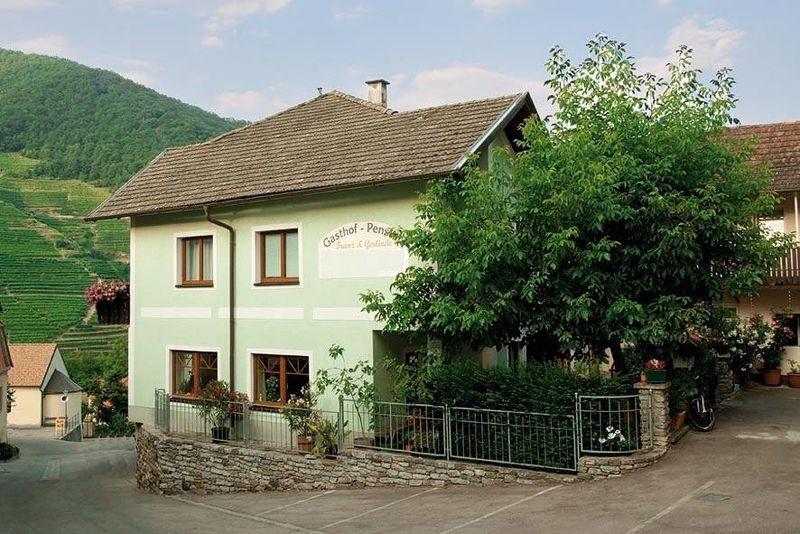 Gastronomiebetrieb mit Privatanteil in Vießling bei Spitz an der Donau!