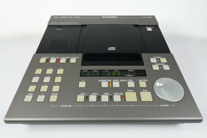 Studer A730 CD Player