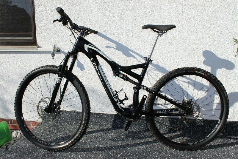 Specialized Stumpjumper FSR Comp Carbon 29