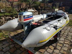 Schlauchboot Zodiac Tourer MK II 4,20m