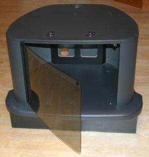 Biete TV-Möbel