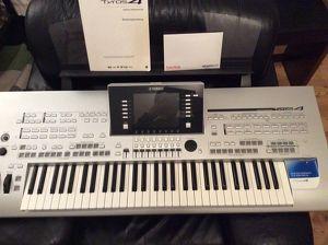 Yamaha Tyros 4 Tasten 61 Keyboard