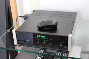 McIntosh MB50 AC Highend Streaming-Player