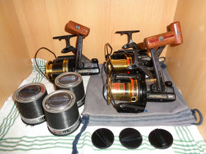 Daiwa Tournament SS9000 no ss 3000 Millionmax inkl E-Spulen