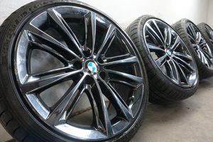 Original BMW 5er F10 F11 6er F12 F13 F06 20 Zoll Sommerräder