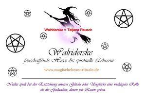 Justizia Ritual - Partnerrückführung - Treueritual u. andere - Magieanaylse - Kartenlegen